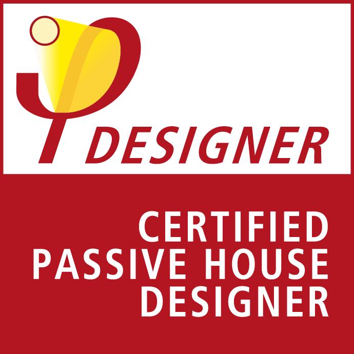 passivhaus certified designer