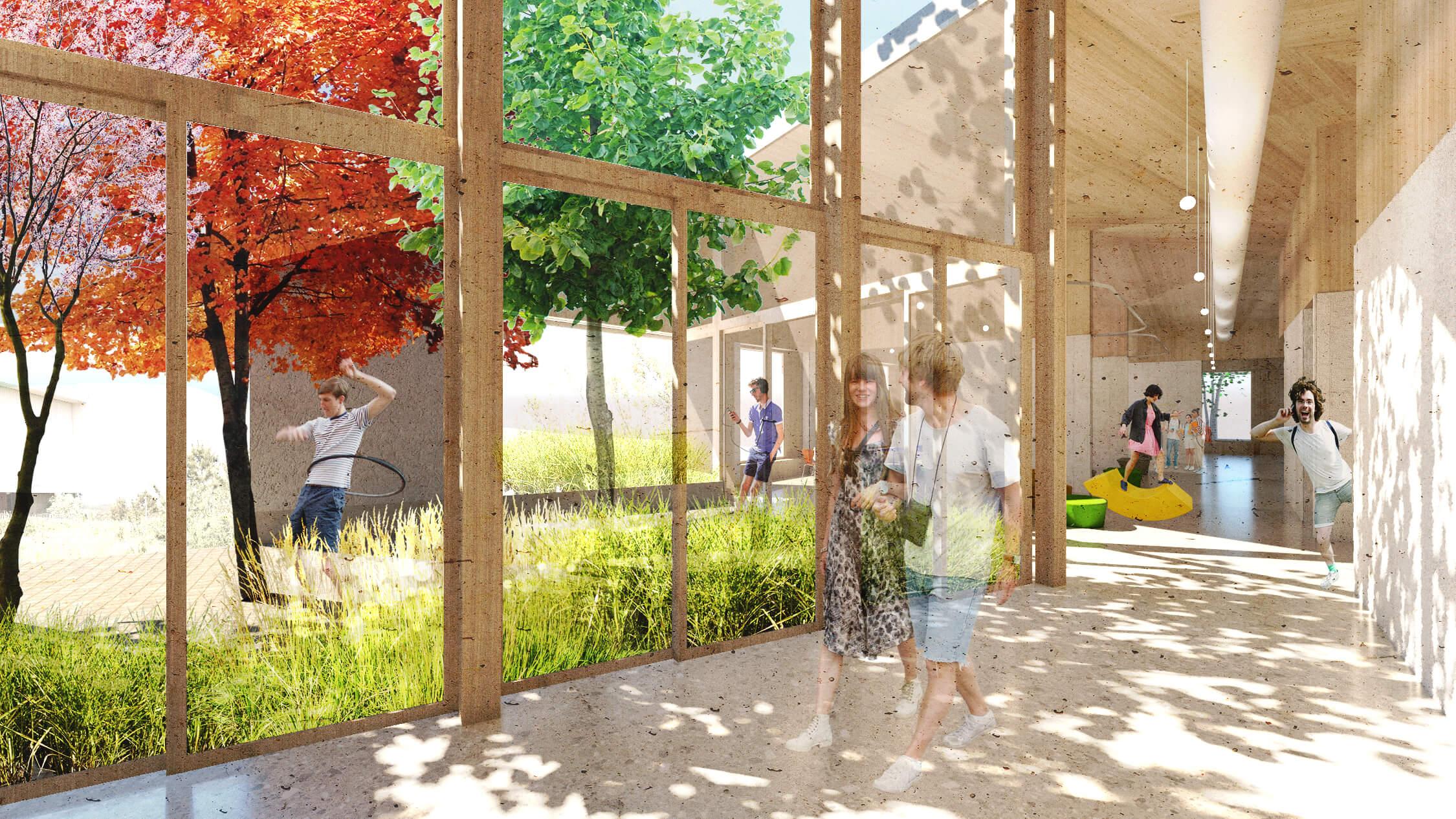 Centro social espacio abierto